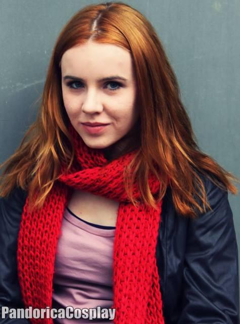 Anna Mari as Amy Pond