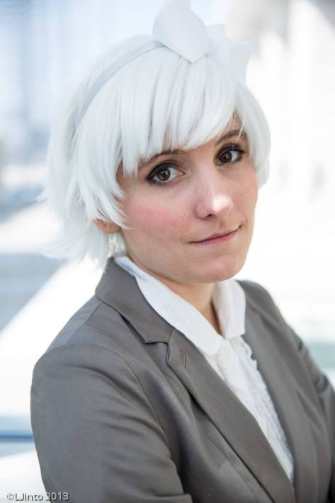 Larina as the First Doctor