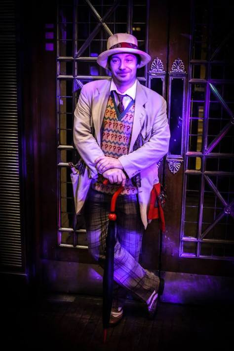 Seventh Doctor by Alan Fry Peters