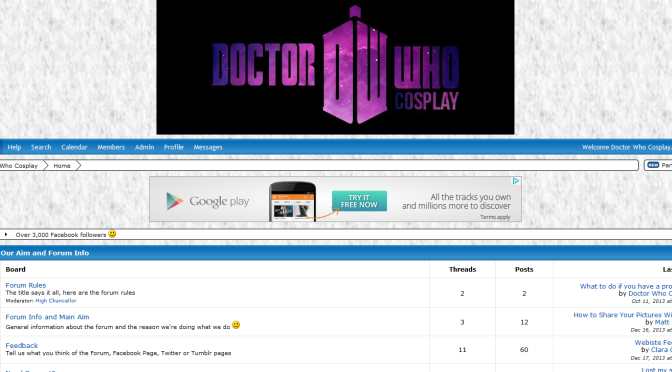We Have A Forum Now, Forums Are Cool…