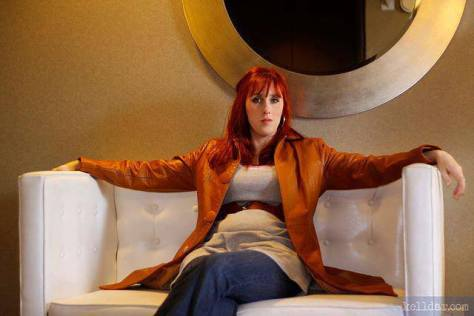 Cosplayer: Kelldar Character: Donna Noble