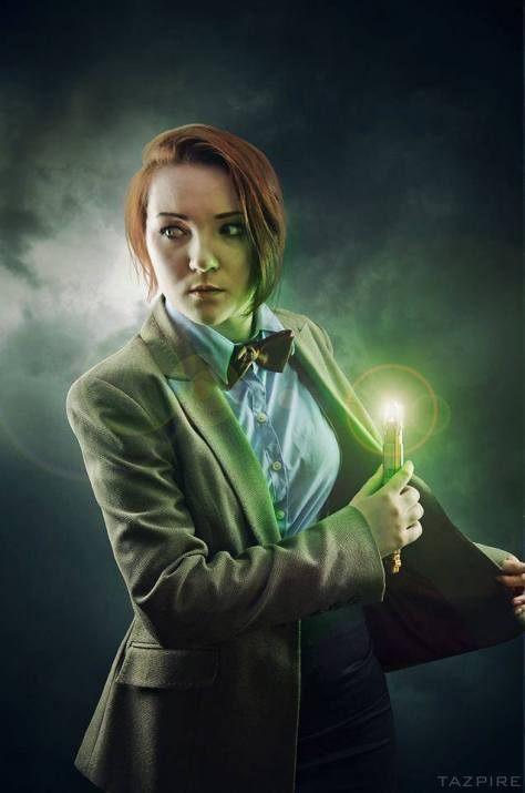 Cosplayer: Tascha Dearing/ Comstock Cosplays Character: Eleventh Doctor