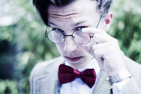 Cosplayer: Jason Wren 11th Doctor Cosplayer Character: Eleventh Doctor