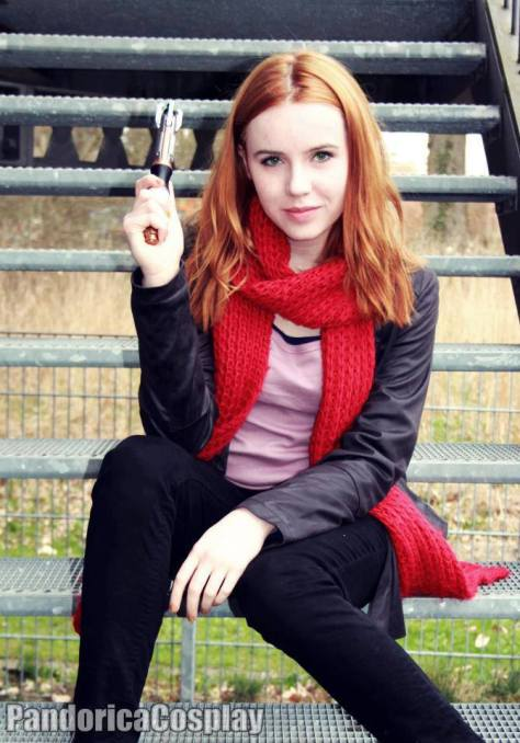 Cosplayer: Anna Mari Character: Amy Pond