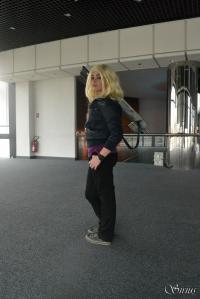 Cosplayer: Laura Paulmard Character: Rose Tyler