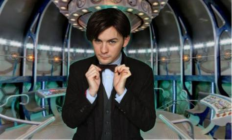 Cosplayer: Mark Percy Character: Eleventh Doctor