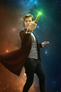 Cosplayer: Forever Raggedy Cosplay - 11th Doctor Cosplayer Character: Eleventh Doctor  Edit: Lee Shanks - Cosplay & Cie