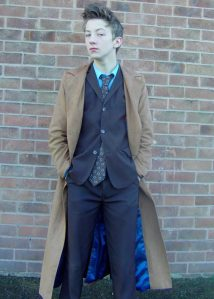 Cosplayer: Michael Davis Character: Tenth Doctor