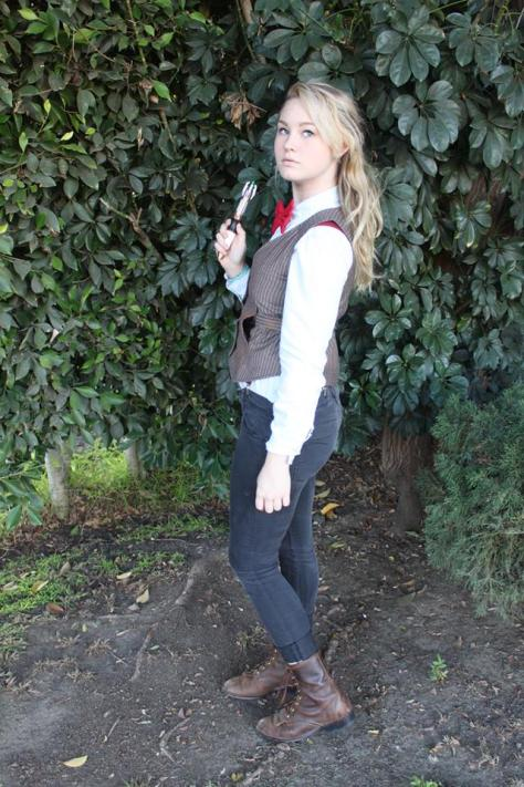 Cosplayer: Morgan Hofer Character: Eleventh Doctor