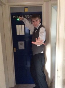 Cosplayer: Matt Hester Character: Eleventh Doctor
