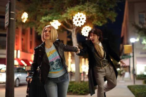 Cosplayers: John Reid Adams & Fallyn Angel Characters: 8th Doctor and Lucie Miller