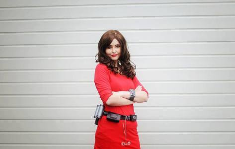 Cosplayer: Starbit Cosplay Character: Oswin Oswald