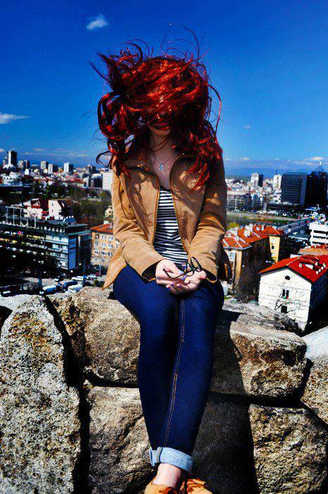Cosplayer: Neda Valcheva Character: Amy Pond