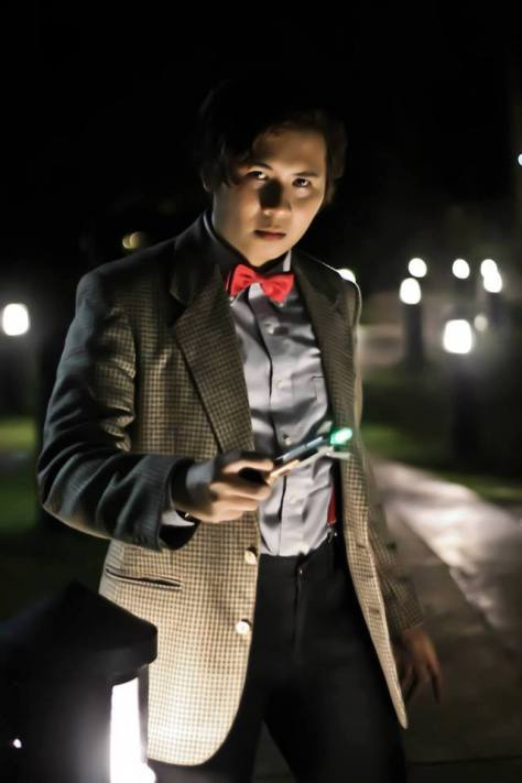 Cosplayer: Yennan Dano Character: Eleventh Doctor