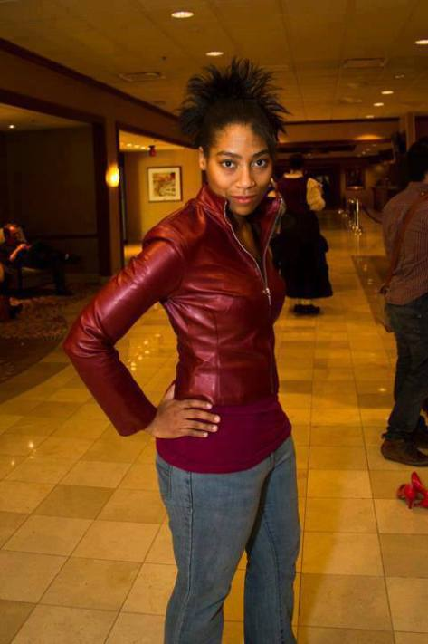 Cosplayer: Quianna Howard Character: Martha Jones