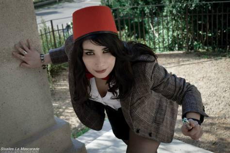 Cosplayer: Laura Paulmard Character: Eleventh Doctor