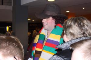 Cosplayer: Steve Wright Character: Fourth Doctor