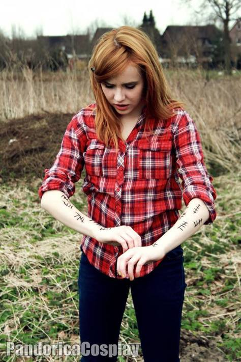 Anna Mari as Amy Pond