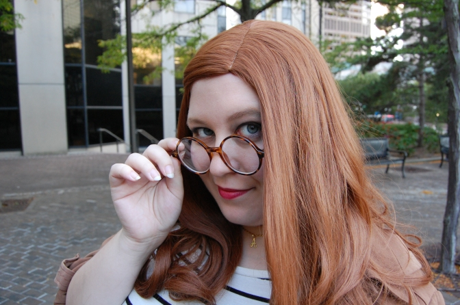 Cosplayer: Jessica Paul Character: Amy Pond