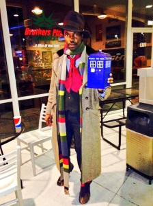 Cosplayer: Ashford Wright Character: Fourth Doctor