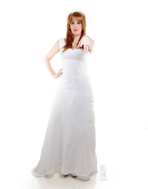 Cosplayer: Kelldar Character: Donna Noble Episode: The Runaway Bride
