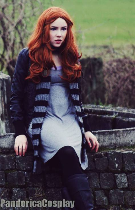 Cosplayer: Anna Mari Character: Amy Pond Episode: Night Terrors