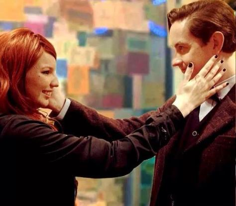 Submitted by: Stefanie Corral Characters: Amy Pond and Eleventh Doctor