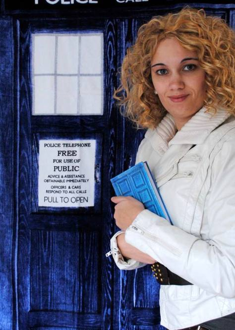 Cosplayer: Katie Fox Character: River Song