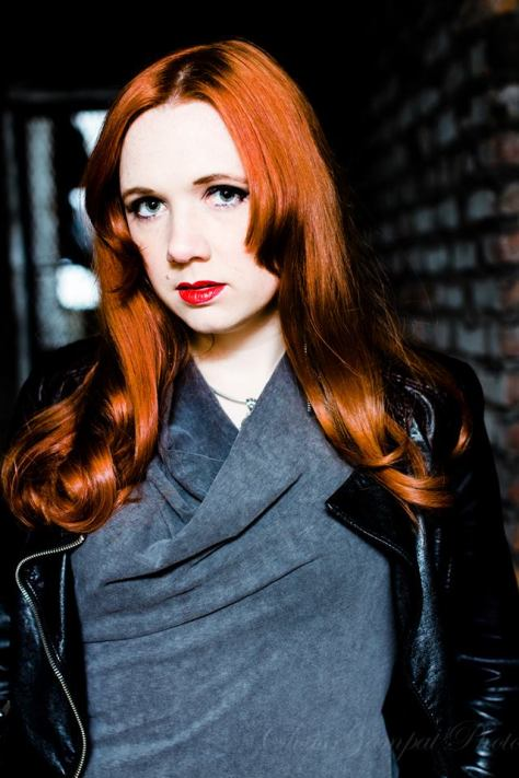 Cosplayer: BenaeQuee - Costumer and Hoop Dancer Character: Amy Pond