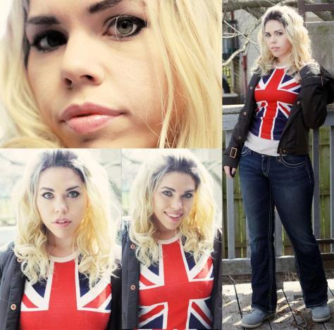 Cosplayer: Megan Lara Character: Rose Tyler