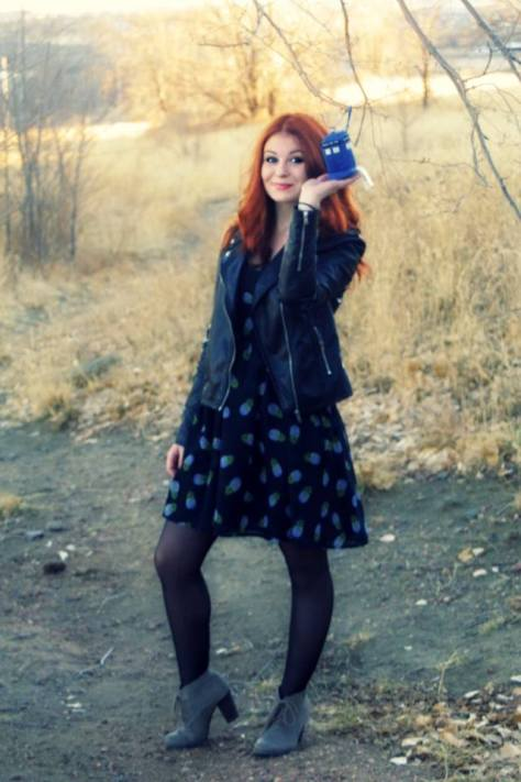 Cosplayers: Amy Pond cosplayer/Kristin Williams Character: Amy Pond