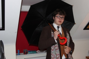 Cosplayer: Matthew Bain Character: Seventh Doctor