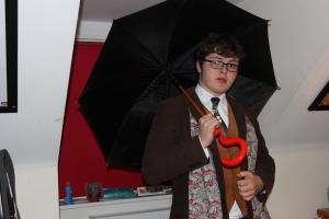 Cosplayer: Matthew Bain Character: Seventh Doctor