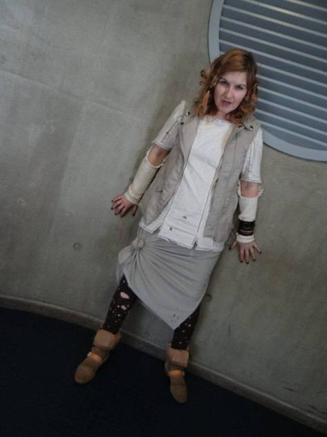 Cosplayer: Jody Walker Character: The Moment / Bad Wolf