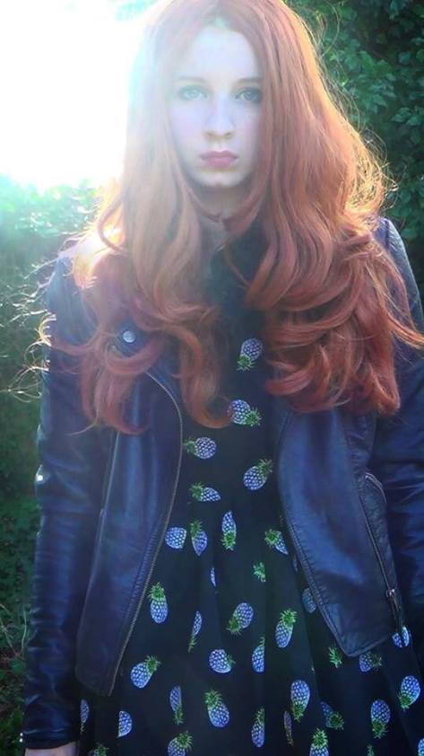 Cosplayer: Hayley Smith - Amy Pond Cosplayer Character: Amy Pond