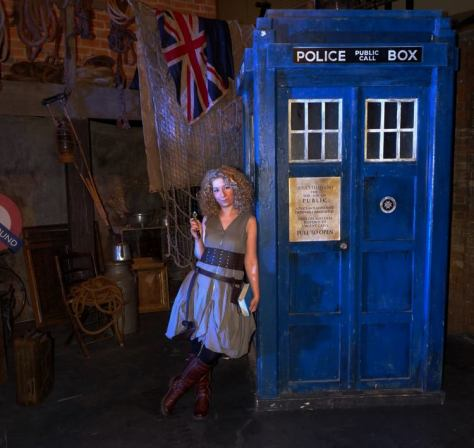 Cosplayer: Alex Tilia Brook Character: River Song