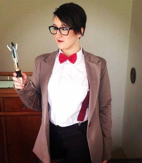 Cosplayer: Ambra Pandini Character: Eleventh Doctor