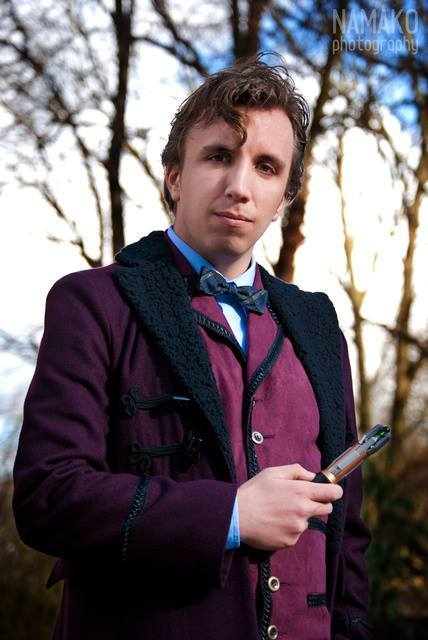 Cosplayer: Romano Schneider Character: Eleventh Doctor Episode: Time of the Doctor