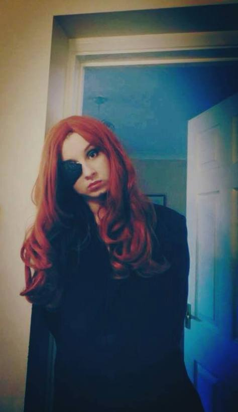 Hayley Smith - Amy Pond Cosplayer