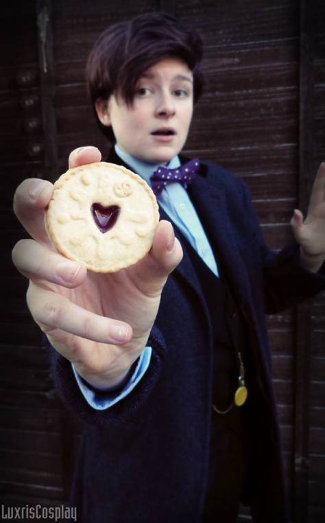 Cosplayer: Luxris Cosplay Character: Eleventh Doctor