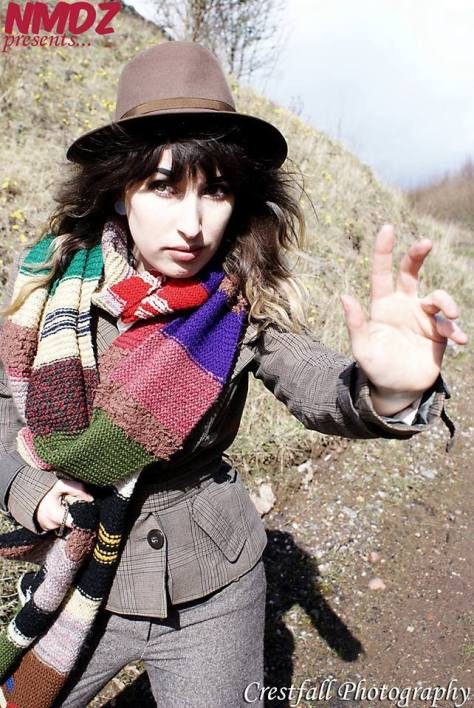 Cosplayer: Lux DeLioux Character: Fourth Doctor Photo: Crestfall Submitted by: The Doktor Dokka