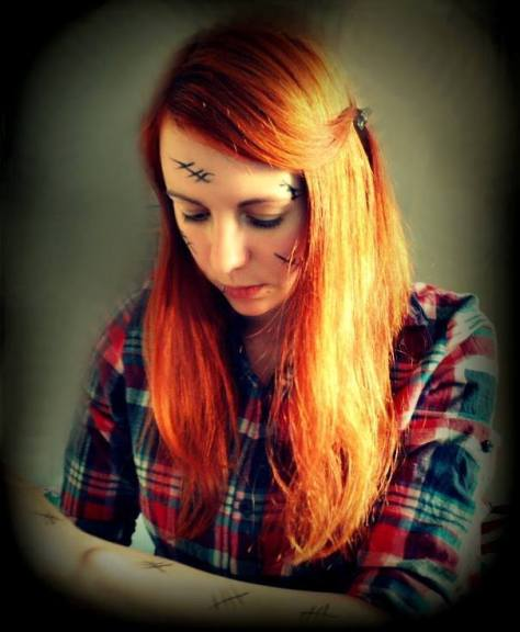 Cosplayer: Bella Huck Character: Amy Pond