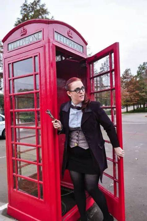 Cosplayer: Chrystine Morales Character: Eleventh Doctor