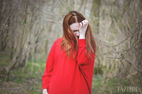 Cosplayer: Tascha Dearing Character: Amy Pond Photo: Tascha Dearing Art