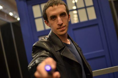 Cosplayer: Samy Kacimi Character: Ninth Doctor