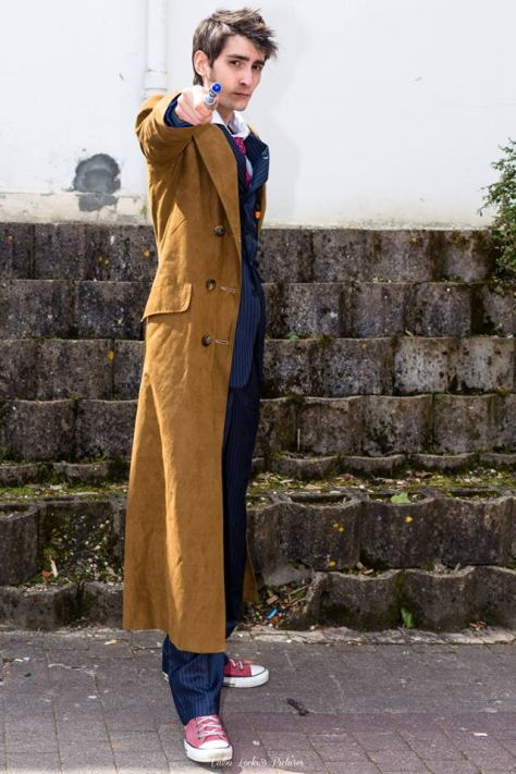 Cosplayer: Dam Cosplay Character: Tenth Doctor