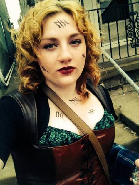Cosplayer: Tanae Bortz Character: River Song