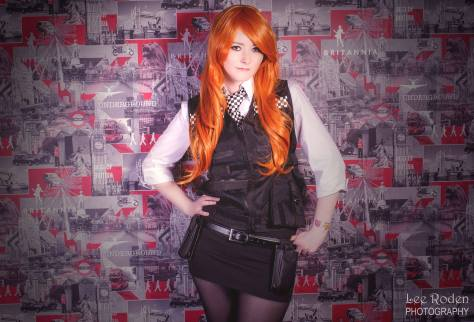 Cosplayer: Mistyy Cosplay Character: Amy Pond