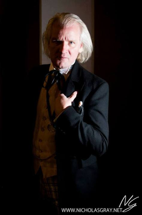 Cosplayer: Carl Roberts Character: First Doctor Photographer: Nicholas Gray