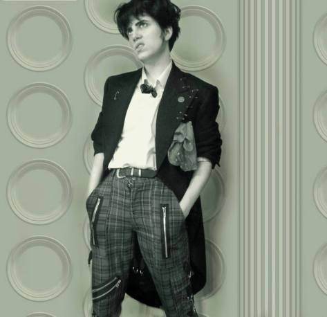 Cosplayer: Katherine Turner Character: Second Doctor 'The Punk Years'